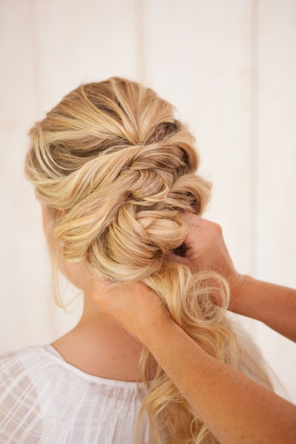 The Best French Braid Twist Tutorial Bride Link Pictures