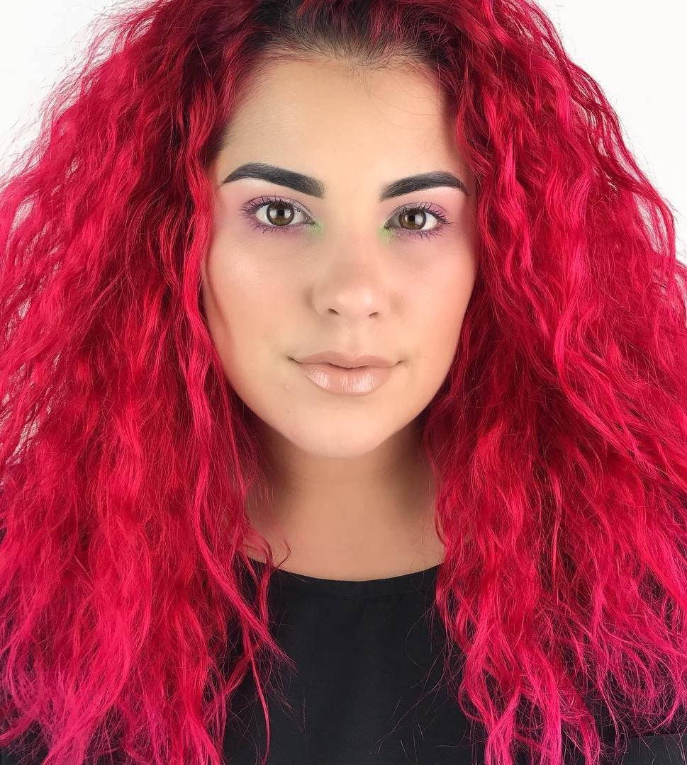The Best How To Dye Your Hair Red From A Dark Shade Without Bleaching Pictures
