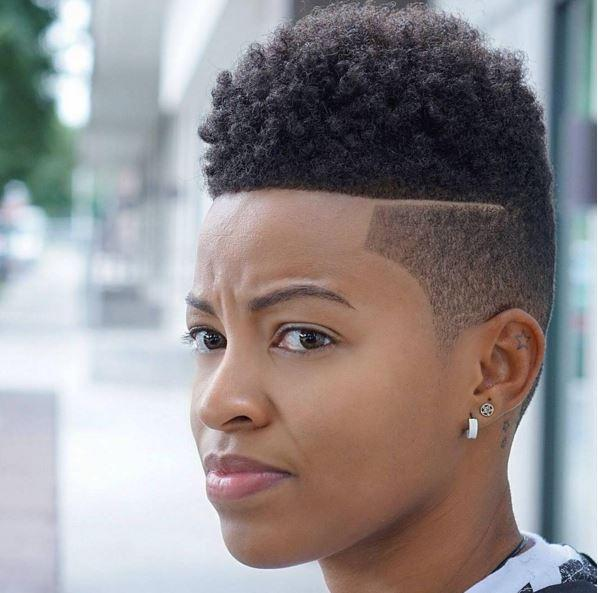 The Best 6 Fade Haircuts For Women By Step The Barber Pictures