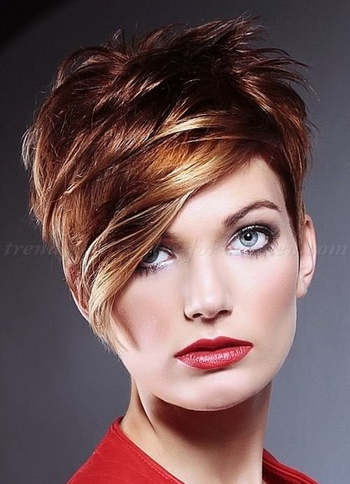 The Best Short Hairstyles Long Bangs Trendy Hairstyles For Women Pictures