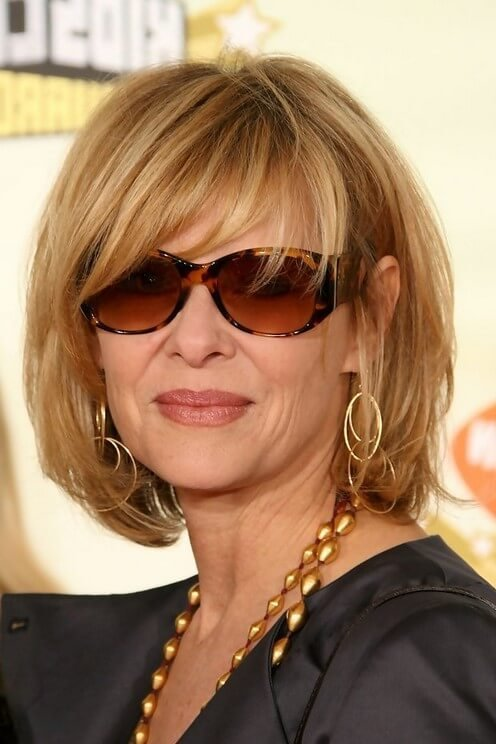 The Best 16 Stylish Short Hairstyles For Older Women Pictures