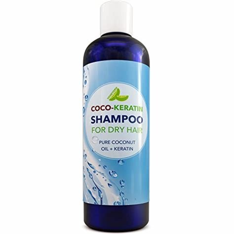 The Best Coconut Oil Shampoo With Keratin For Long Thick Hair Pictures