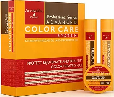 The Best Advanced Color Care Sulfate Free Shampoo And Conditioner Pictures