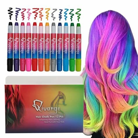 The Best Temporary Hair Color Non Toxic Hair Dye For Ad Qivange Pictures