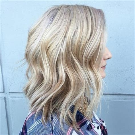 The Best Winter Hair Color Trend Icy Blonde Balayage How To Hair Color Modern Salon Pictures
