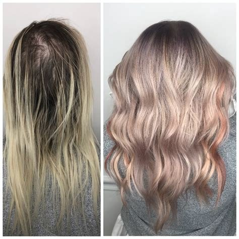 The Best Tips For Applying Metallic Hair Color Hair Color Pictures