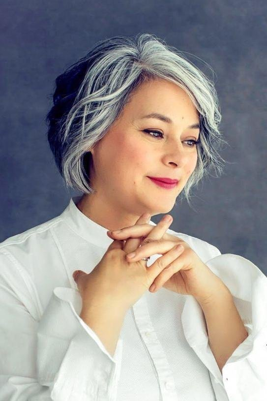 The Best Amazing Gray Hairstyles We Love Southern Living Pictures