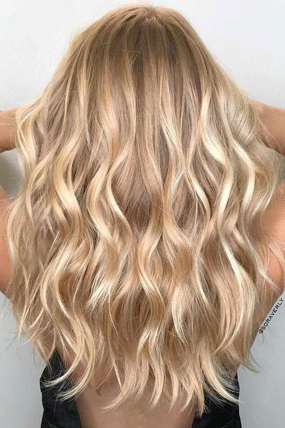 The Best Warm Blonde Hair Shades Perfect For Brightening Your Locks Pictures