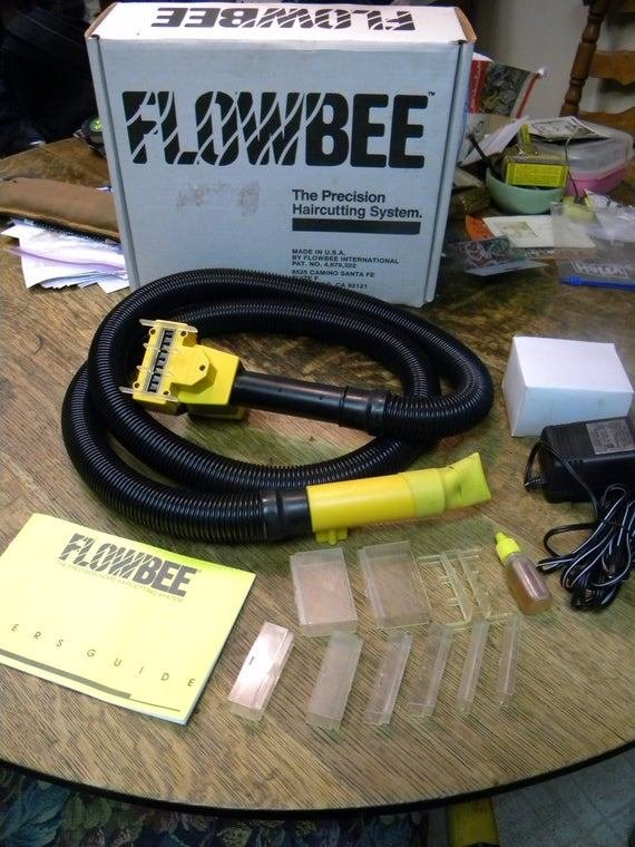 The Best Nice Vintage Flowbee Haircutting System Pictures