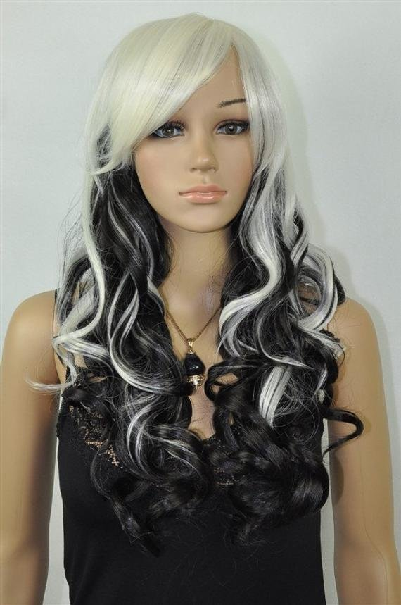 The Best Items Similar To Ying Yang Beautiful Black And Blonde Pictures
