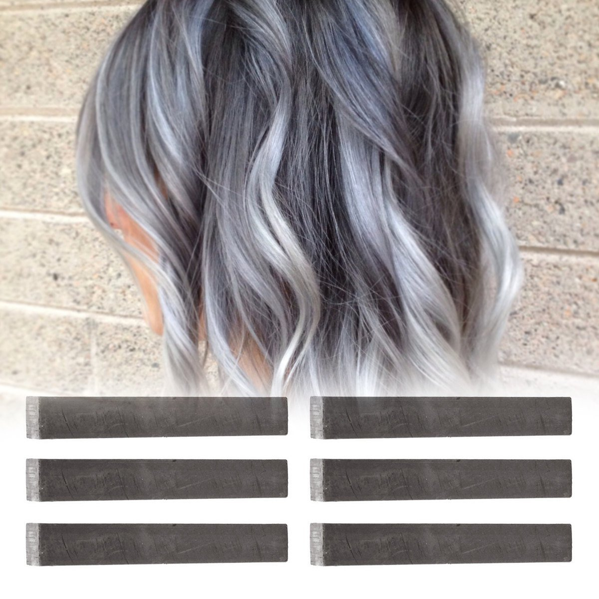 The Best 6 Best Temporary Ashy Grey Hair Dye For Dark And By Pictures