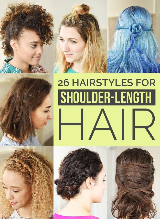 The Best 26 Incredible Hairstyles You Can Learn In 10 Steps Or Less Pictures