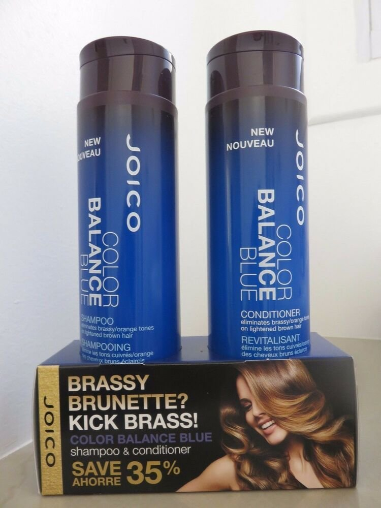 The Best Joico Color Balance Blue Shampoo And Conditioner Duo 300Ml Pictures