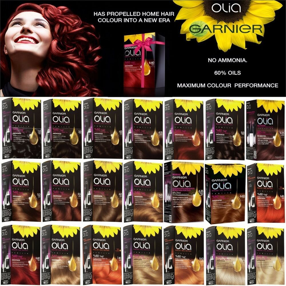 The Best Garnier Olia Oil Powered Permanent Color Hair Dye 21 Pictures