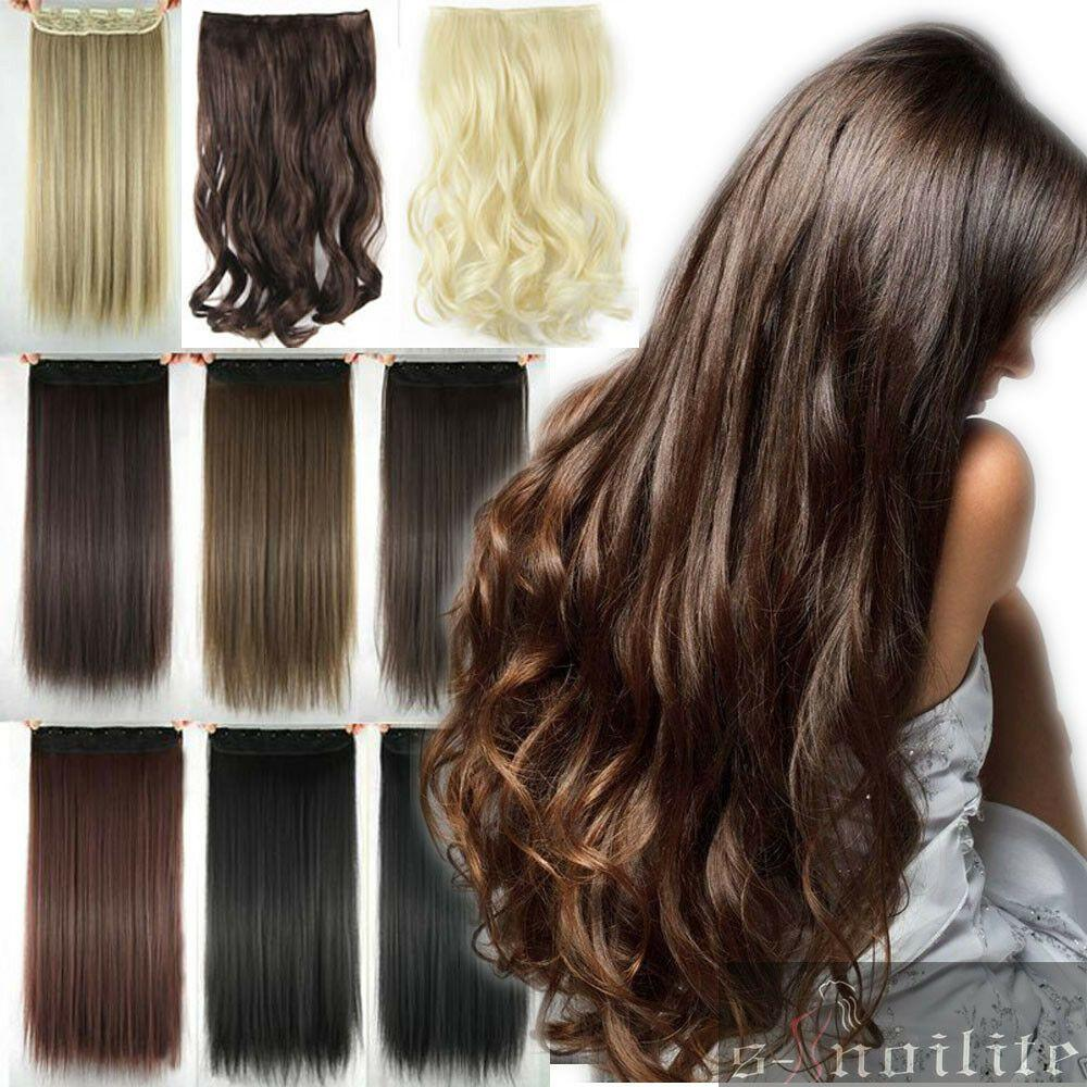 The Best Real As Remy Human Hair Extensions Long Full Head Clip In Pictures