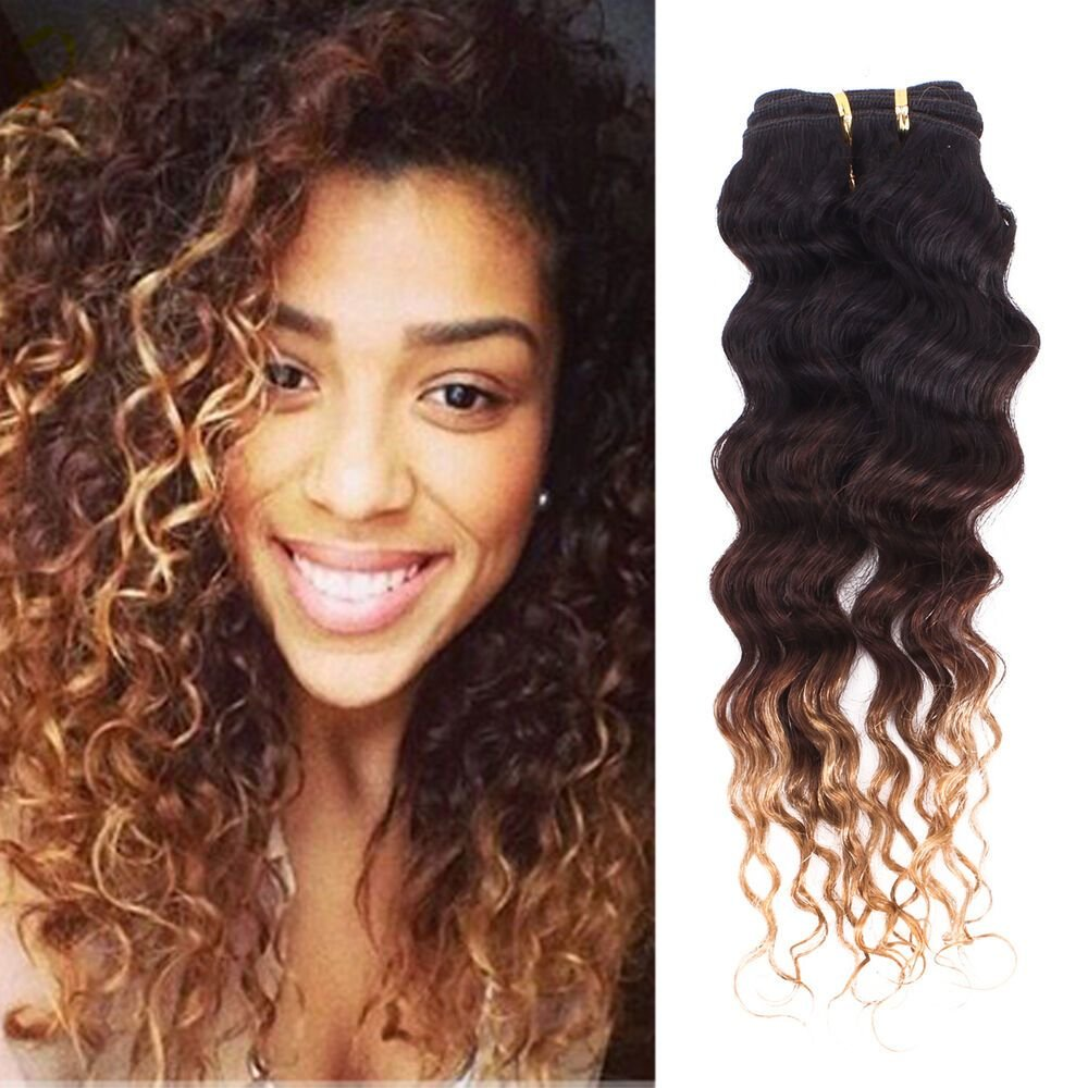 The Best Brazilian Ombre K*Nky Curly V*Rg*N Hair Unprocessed 100 Pictures