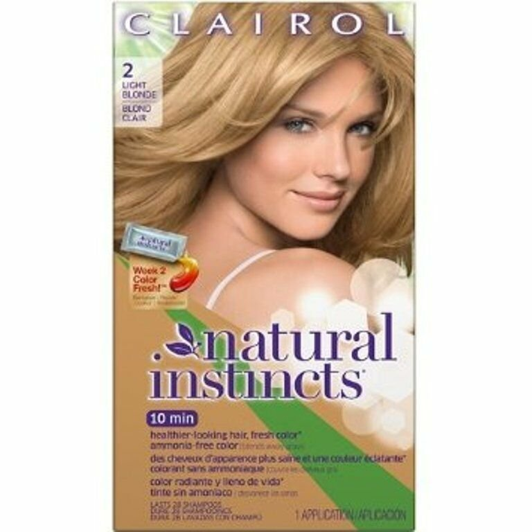 The Best Clairol Natural Instincts Non Permanent Color Light Pictures