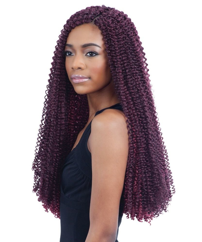The Best Bouncy Braid Freetress Bulk Crochet Braiding Hair Pictures