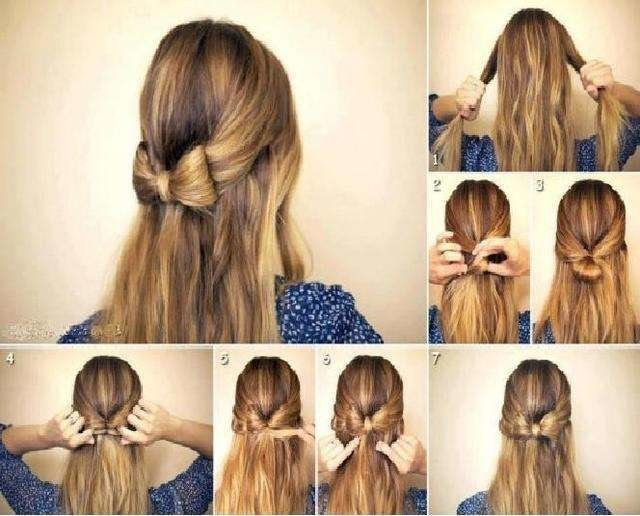 The Best Different And Easy Hairstyles Of 2014 Pictures