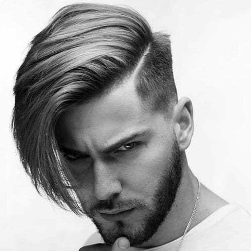 The Best 53 Splendid Shaved Sides Hairstyles For Men Men Hairstyles World Pictures