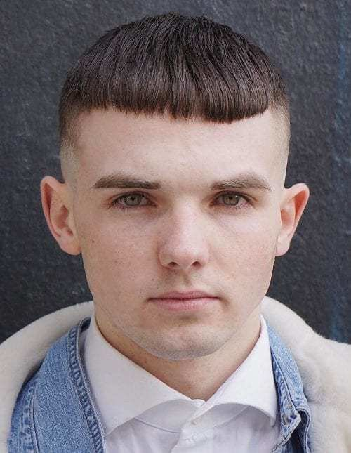 The Best 20 Selected Hairstyles For Men With Big Foreheads Pictures