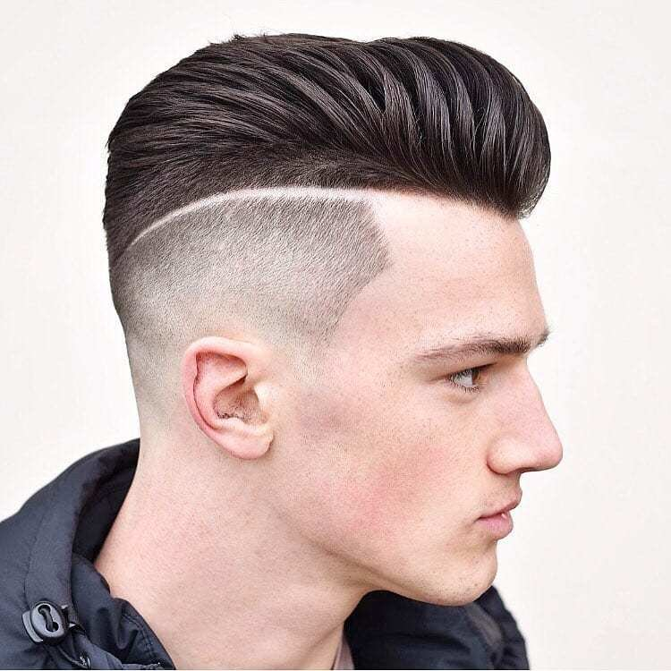 The Best The High And Tight A Classic Military Cut For Men Pictures