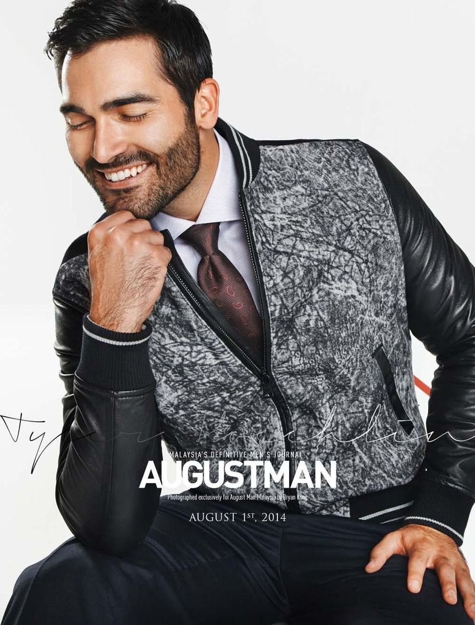 The Best Style Icon Tyler Hoechlin Suited And Booted Get The Pictures