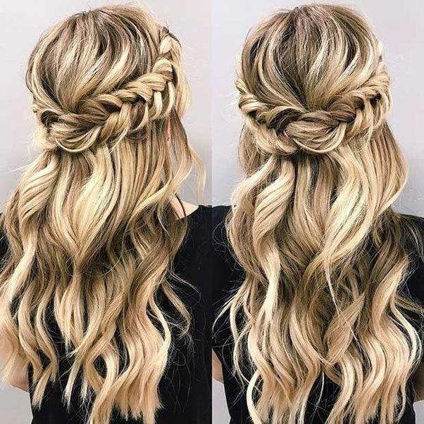 The Best What Are Some Princess Hairstyles For Prom Quora Pictures