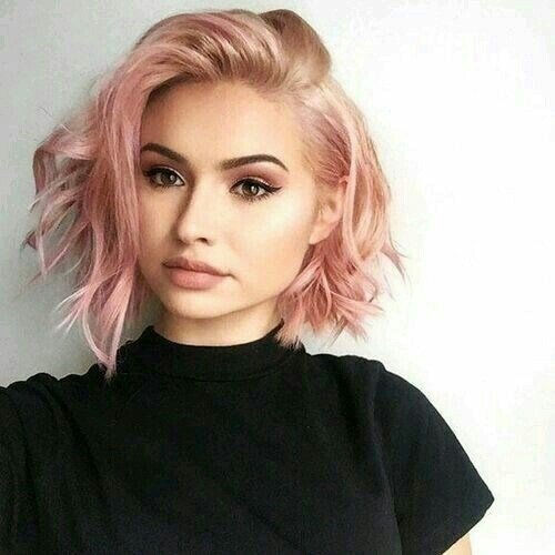 The Best Short Hairstyles Haircuts Tumblr Pictures