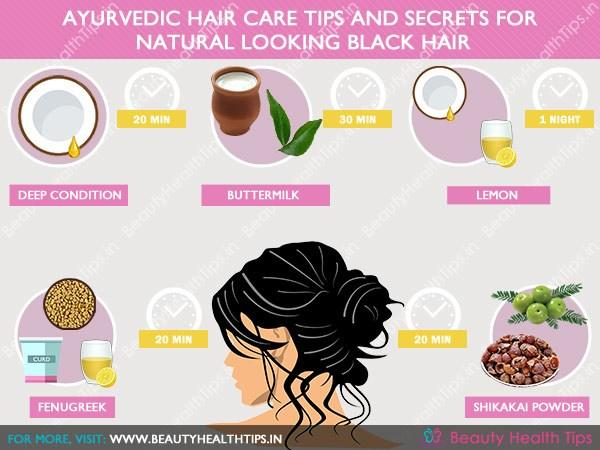 The Best How To Get Natural Looking Black Hair – Ayurvedic Hair Pictures