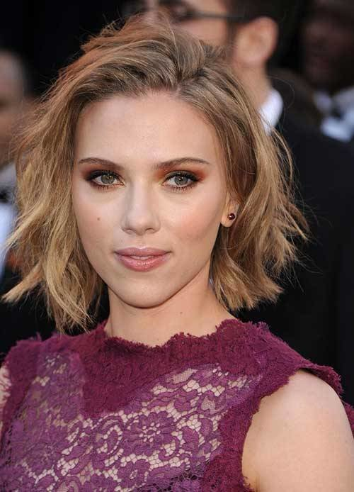The Best Short Layered Haircuts For Wavy Hair Pictures