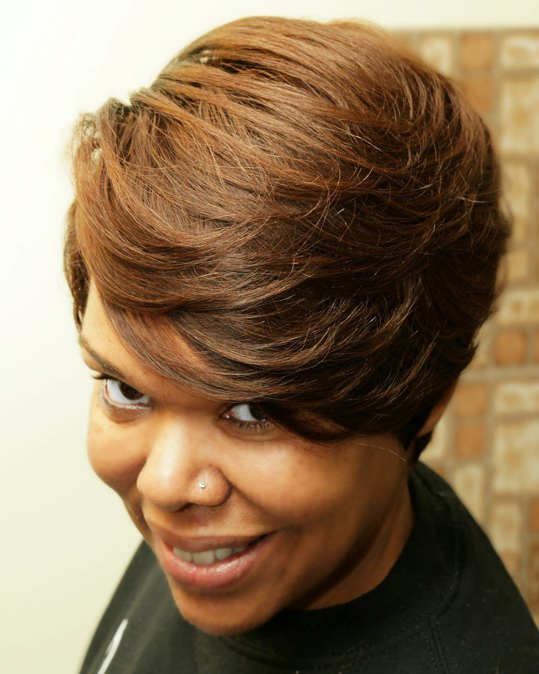The Best 16 Quick Weave Hairstyles For Seriously Posh Women Pictures