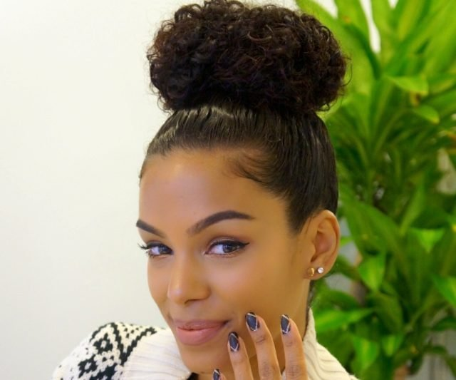 The Best 15 Stunning Natural Curly Hairstyles Every Woman Would Love Pictures