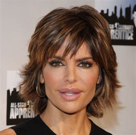 The Best Lisa Rinna Hairstyle Back View Pictures