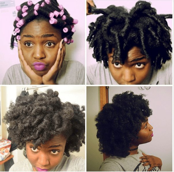 The Best How To Transition To Natural Hair Without A Big Chop Pictures