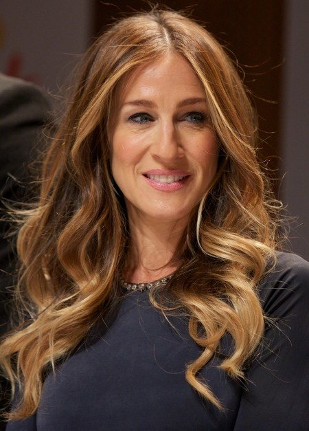 The Best Sarah Jessica Parker – Blusher And Mascara Pictures