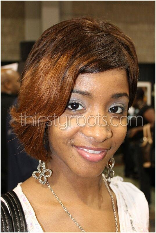 The Best Black Weave Hairstyles With Side Bangs 2 – Brucejudisch Com Pictures