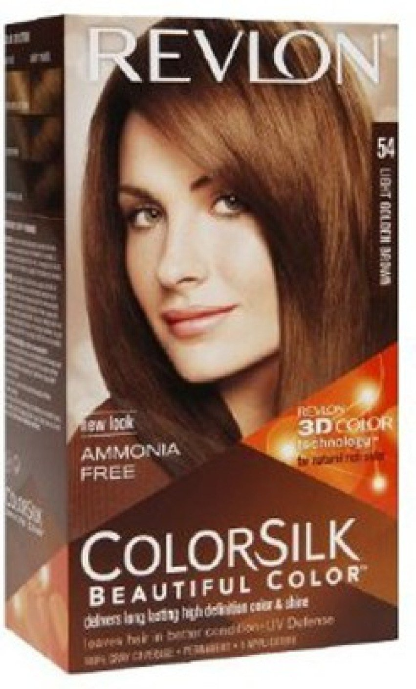 The Best Revlon Colorsilk With 3D Technology Hair Color Price In Pictures