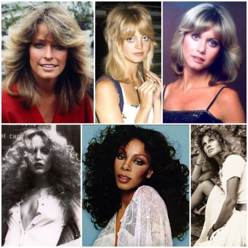 The Best 70S Hairstyles Tumblr Pictures