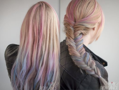 The Best Hair Chalking On Tumblr Pictures