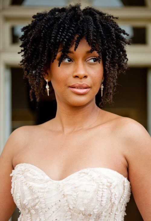 The Best Summer Wedding Hairstyles For Long Natural Hair Curls Pictures