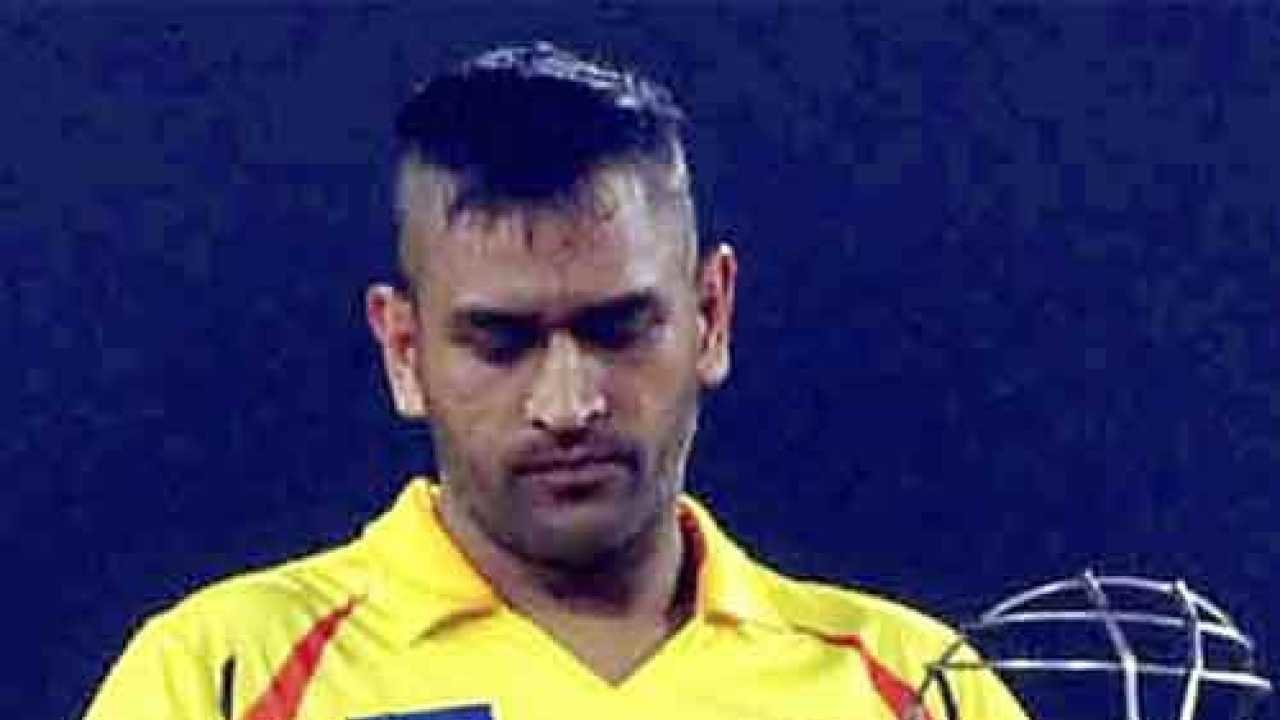 The Best Ms Dhoni S New Look Inspired By World War Ii Paratroupers Pictures