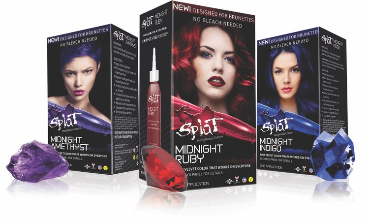 The Best Splat Midnight Hair Color Collection Reviews 2019 Pictures