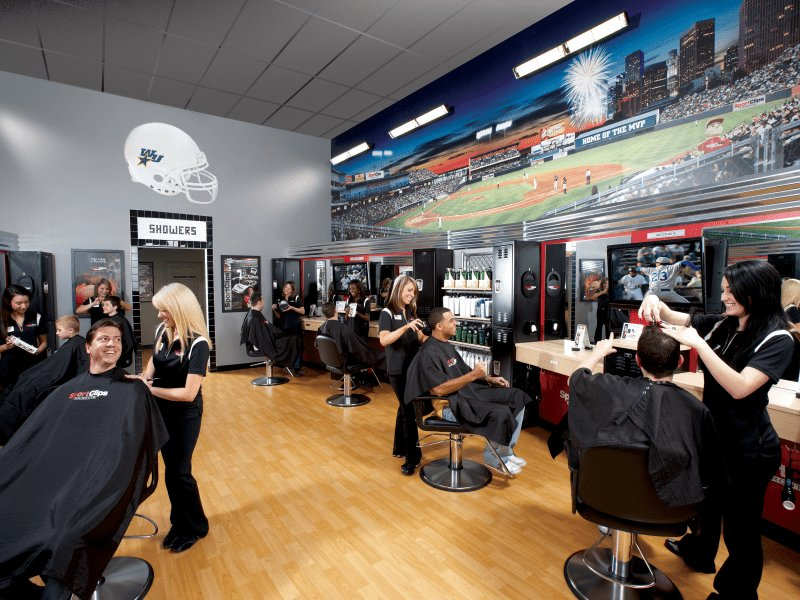 The Best Sport Clips Haircuts Opens Third Location In Tampa Pictures