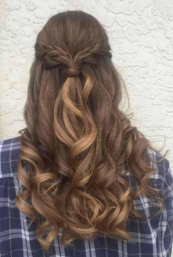 The Best Top 30 Chocolate Brown Hair Color Ideas Styles For 2019 Pictures