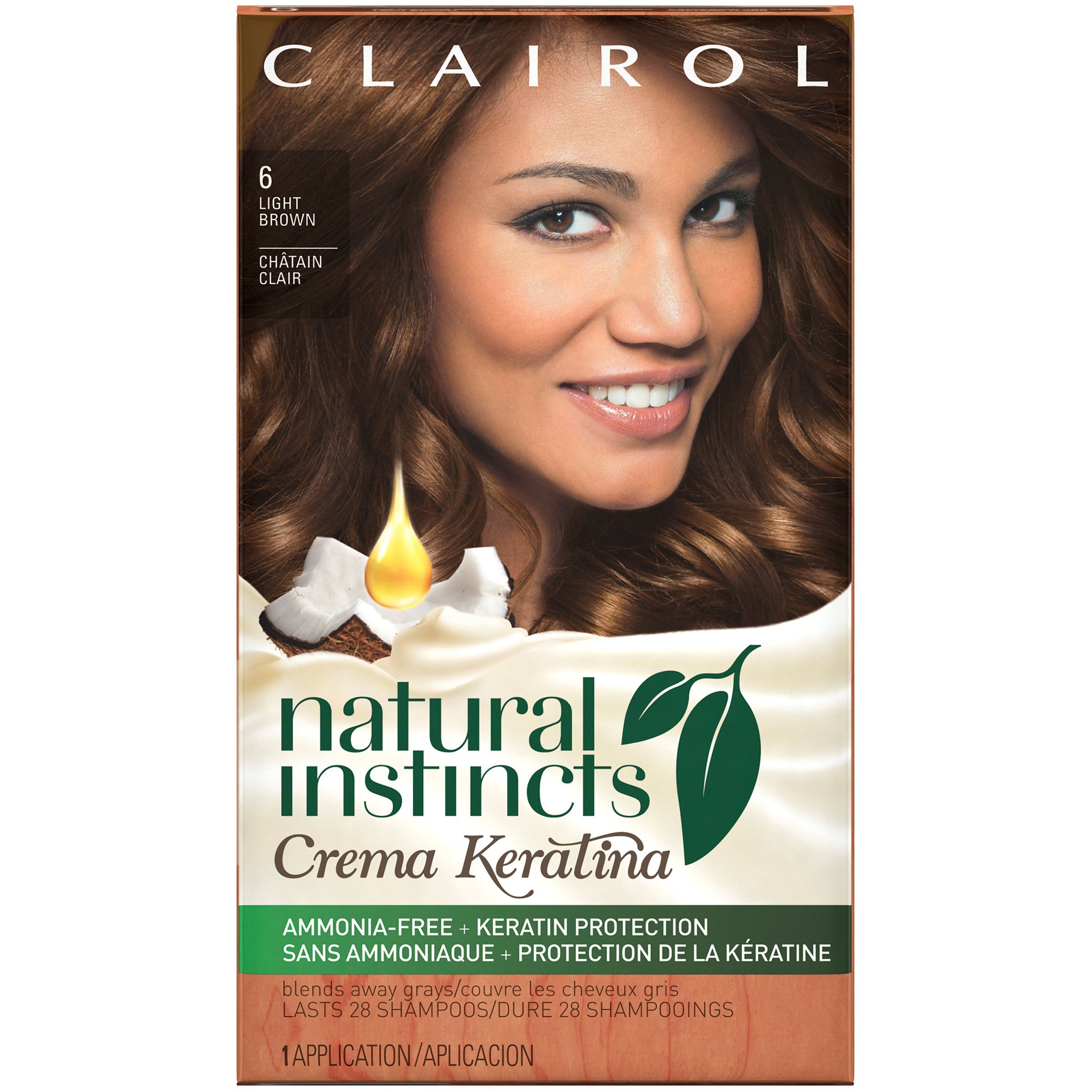 The Best Clairol Natural Instincts Non Permanent Hair Color Crema Pictures