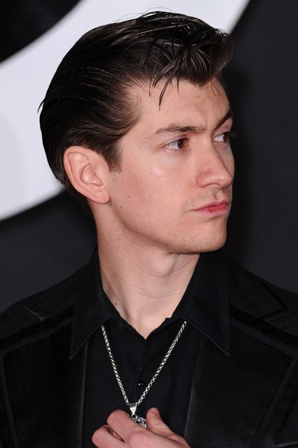 The Best Hair Evolution Alex Turner From The Arctic Monkeys Asos Pictures