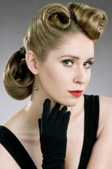 The Best 1950S Hairstyles For Long Hair Pictures