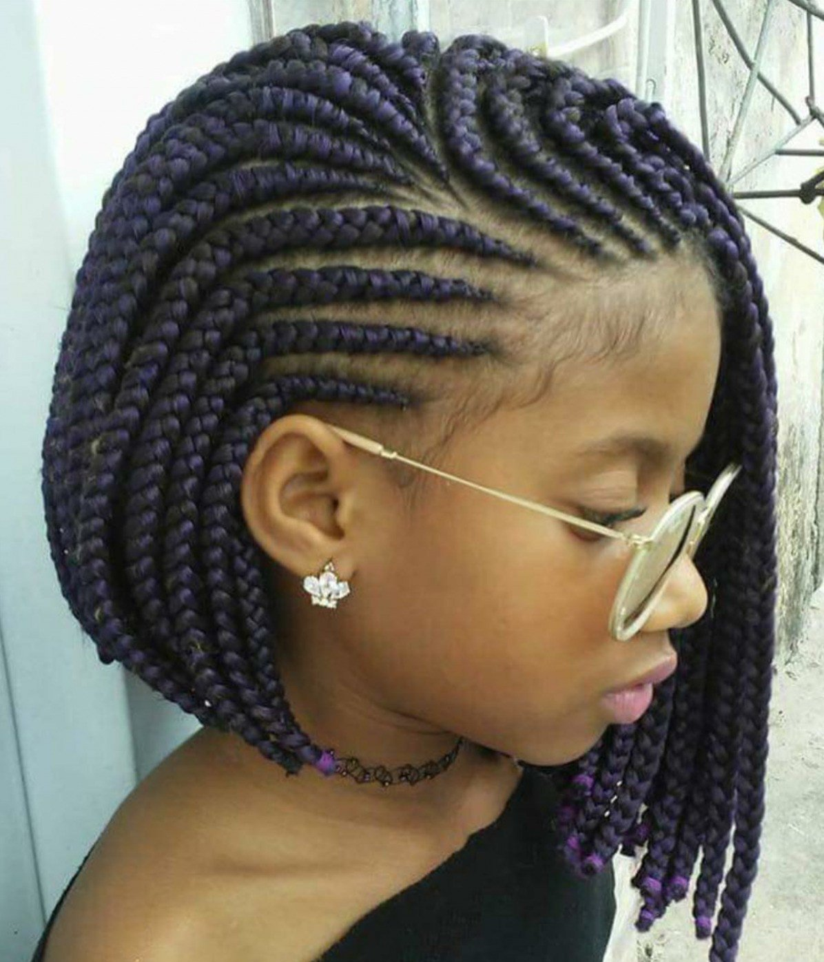 The Best Straight Back Braids Hairstyles For Black Women 2019 Pictures