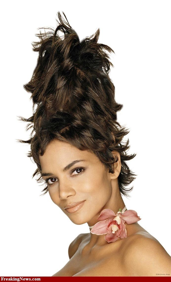 The Best Hairstyles… A World Of Fashion Books Pictures